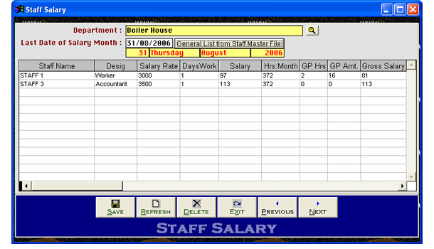 Accounting Software For Cargo Services
