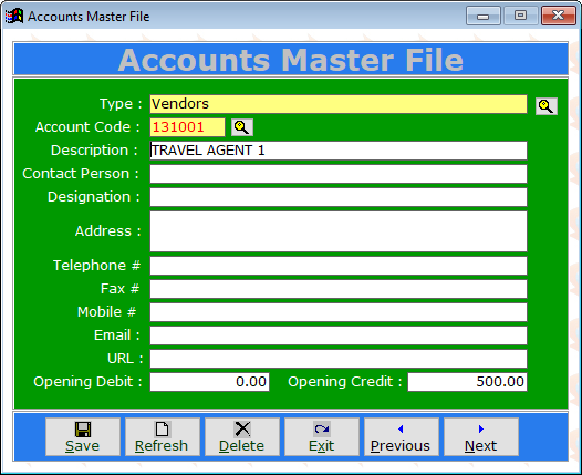 Accounting Software for Travel Agencies