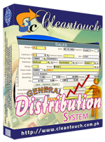 Cleantouch General Distribution System