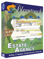 Cleantouch Estate Agency System