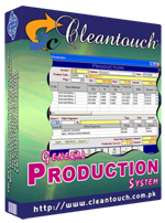 Cleantouch General Production System