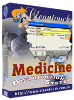 Cleantouch Medicine Distribution System