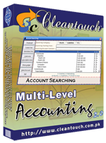 Cleantouch Multi-Level Accounting 2.0