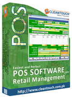 Cleantouch POS (Point of Sales) Software