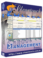 Cleantouch School Management System 3.0