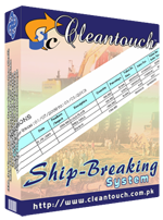Cleantouch Ship-Breaking System