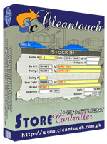 Cleantouch Store Department Controller