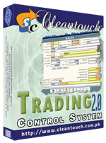 Cleantouch Trading Control System 2.0